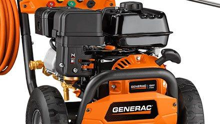 Generac 3600 PSI Pro Pressure Washer