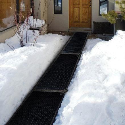 Heated Walkway Mat