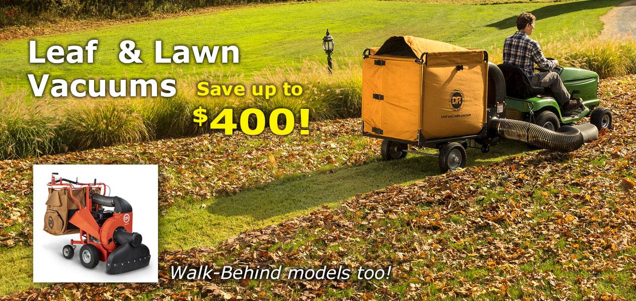 Shop Lawn Vacuums