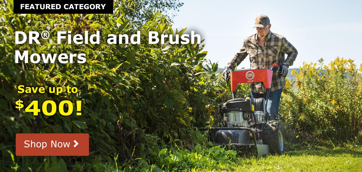DR Brush Mowers
