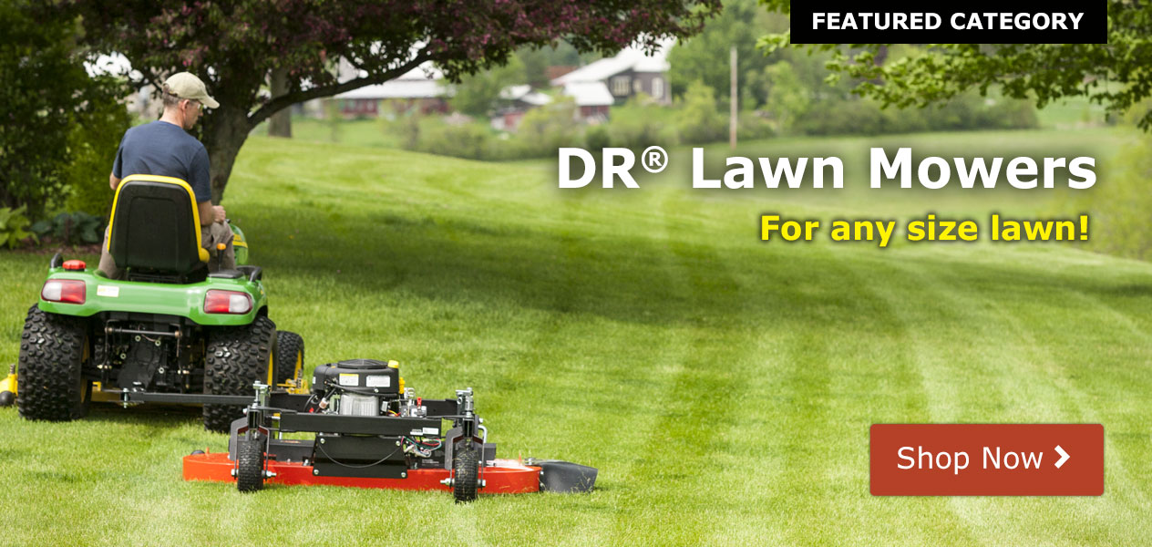 DR Lawn Mowers