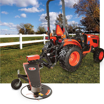 DR 3-Point Hitch Trimmer Mower