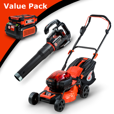 DR Battery Powered Yard Tools