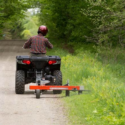 DR Tow-Behind Trimmer Mower