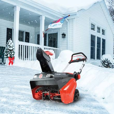 DR 62V Cordless Snow Thrower (Reconditioned)