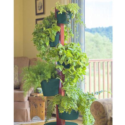 My Garden Post with Drip Irrigation