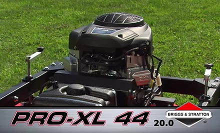 DR Field and Brush Mower PRO XL-44