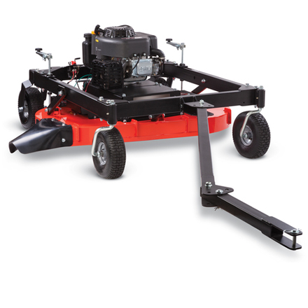 DR 72 Inch Three Point Hitch Finish Mower | DR Power Equipment