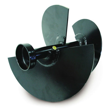 Hiller Attachment for Roto-Hog Power Tiller