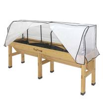 Large Wall Hugger VegTrug Cover and Frame