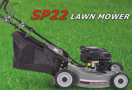 DR SP22 Mower