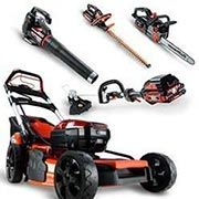 DR 62 Volt Battery Mowers & Tools Support
