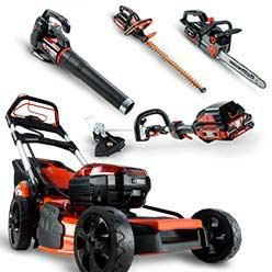Shop Battery Mowers & Tools