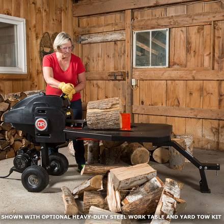 DR Kinetic Log Splitter