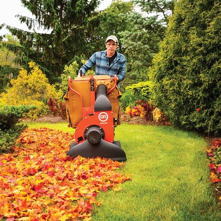 DR Leaf and Lawn Vacuum PREMIER (Reconditioned)