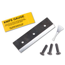 Spare Knife Kit for DR 12 HP Chipper & 12, 18 HP PTO Chipper Shredder