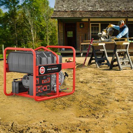 DR Portable Diesel Generator