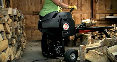 Learn about the K22 Log Splitter