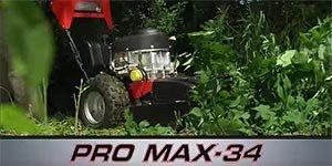 Field and Brush Mower Pro 34 Video