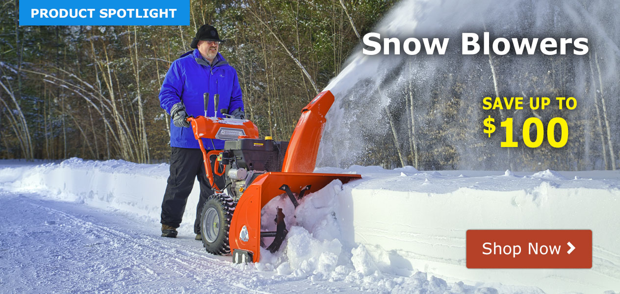 DR Snow Blowers