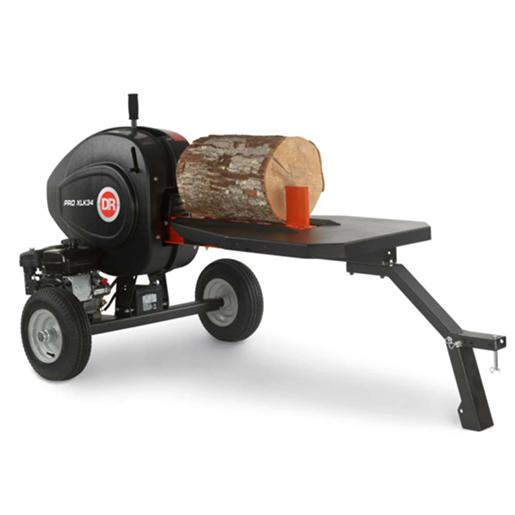 DR RapidFire Log Splitters