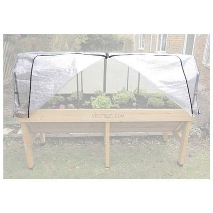 Large VegTrug Cover & Frame