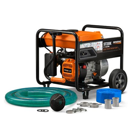 Generac ST20K 2in Semi-Trash Pump Hose Kit