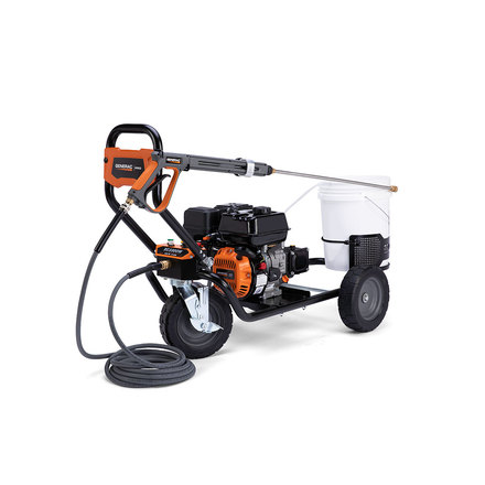 Generac 3300 psi Commercial Pressure Washer