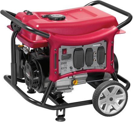 Powermate 3500 Watt Portable Generator (Reconditioned)