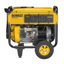 Dewalt 7000W Portable Generator (Reconditioned)