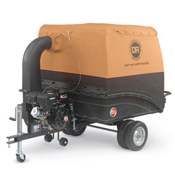 Leaf and Lawn Vacuum Tow Behind Model