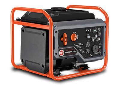 DR PRO-3500io Inverter Generator