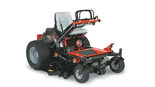 DR Vers-Pro Z-Mower Support