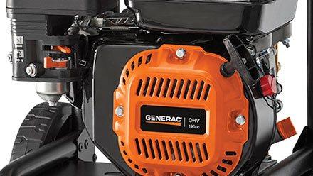 Generac 2900 PSI SpeedWash Pressure Washer