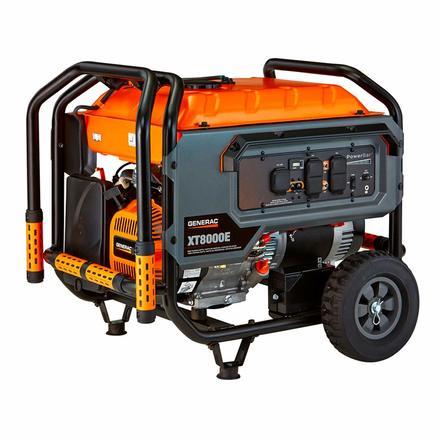 Generac 8000W Portable Generator