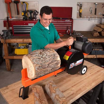 DR RapidFire Flywheel Log Splitter