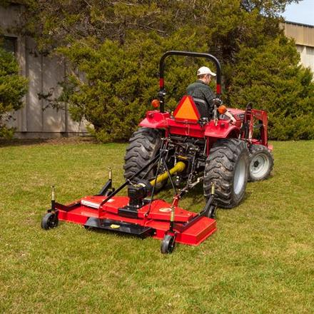 DR PTO Finish Mower