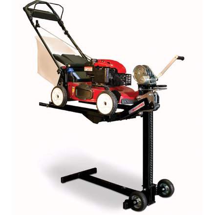 Mower Jack Workbench