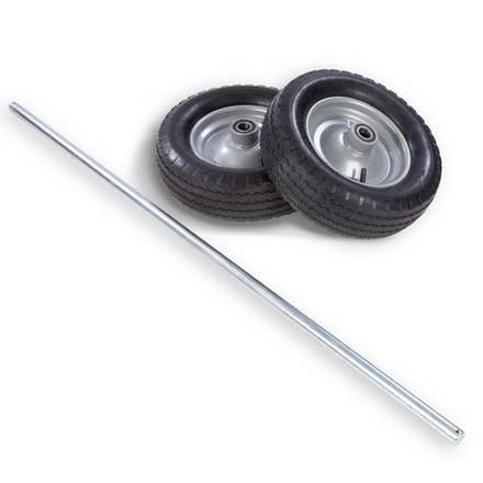 Leaf and Lawn Vacuum Wheel Upgrade Kit
