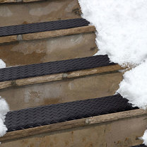 Heated Stair Mat with Control Unit