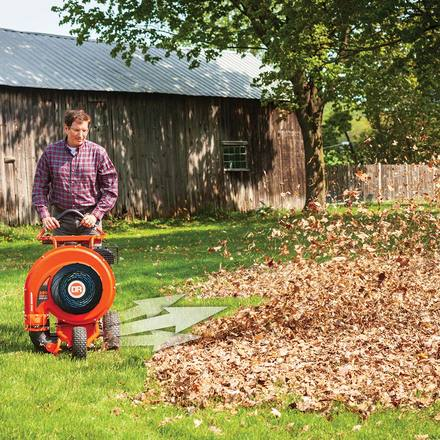 DR PRO 2000 Leaf Blower (Electric Start)