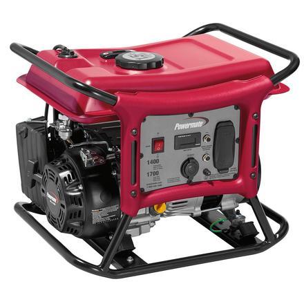 Powermate 1400 Watt Portable Generator (49 State)