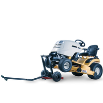 Professional Grade Lawn Tractor Lift
