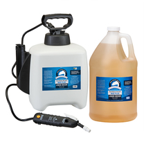 Bare Ground Liquid De-Icer & Sprayer