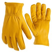 True Grip Premium Deerskin Gloves
