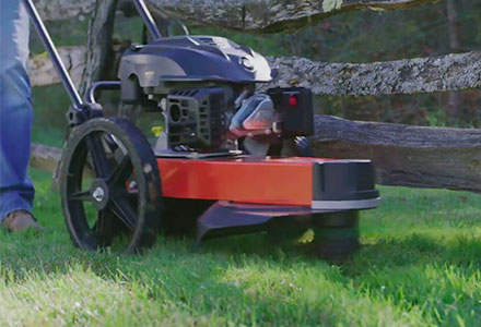 DR Pilot Trimmer Mower