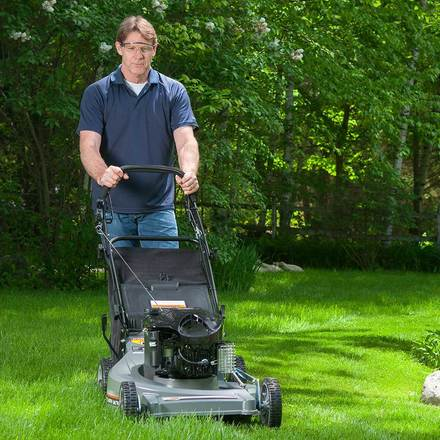 DR SP-SERIES Self-Propelled Mower