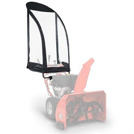 Snow Blower Cab Accessory