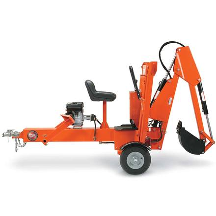 DR Towable Backhoe (Reconditioned)