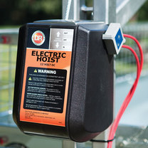 Electric Hoist for 1-Ton Versa-Trailer